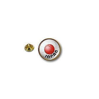 Pins Pin Badge Pin's Metal Biker Motard Drapeau Ballon Foot Japon