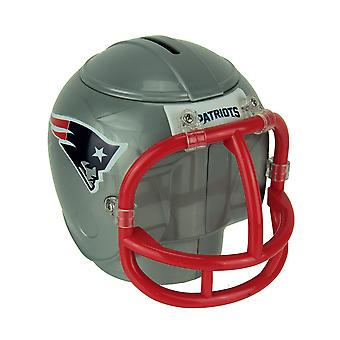NFL New England Patriots Mini Helmet Coin Bank