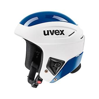 Uvex race-wit/blauw
