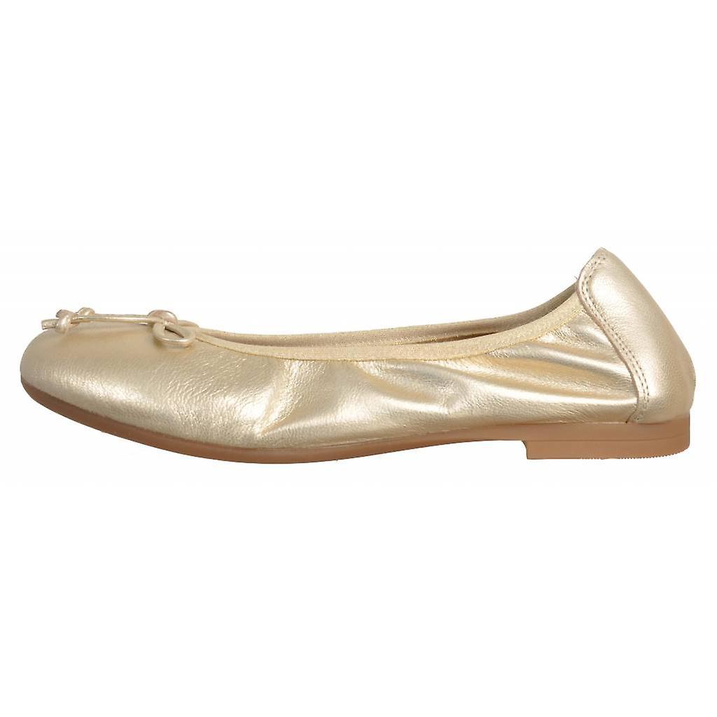 UNISA schoenen meisje ceremonie Casia LM platina kleur - Gratis verzending N971aR