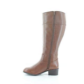 Alfani briaah kvinder ' s støvler cognac størrelse 7,5 M