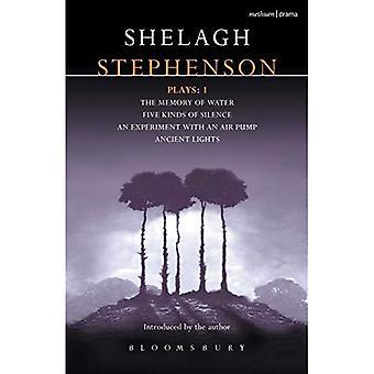 Stephenson speelt 1
