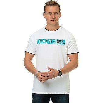 Animal Loento Short Sleeve T-Shirt in White