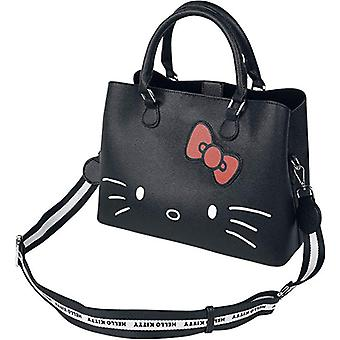 Official Hello Kitty Shopper Bag With Hello Kitty Debossing And Print