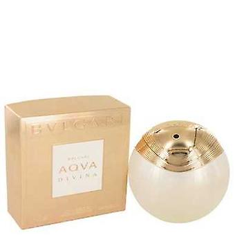 Bvlgari Aqua Divina By Bvlgari Eau De Toilette Spray 1.3 Oz (women) V728-534732