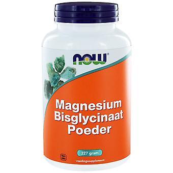 Magnesium Bisglycinaat Poeder (227 Gramm) - JETZT Lebensmittel