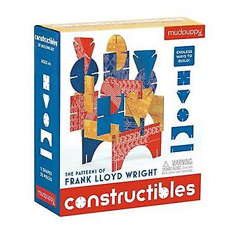 The Patterns of Frank Lloyd Wright Constructibles  Constructible Frank Lloyd Wright by Other Mudpuppy Press & Other primary creator Frank Lloyd Wright