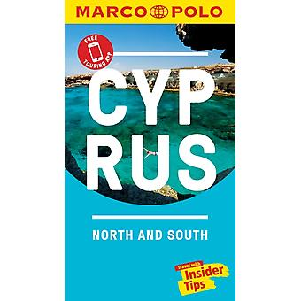 Cyprus Marco Polo Pocket Travel Guide  with pull out map