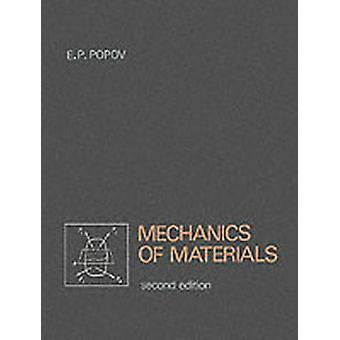 Mechanics of Materials by Popov & Howard P.