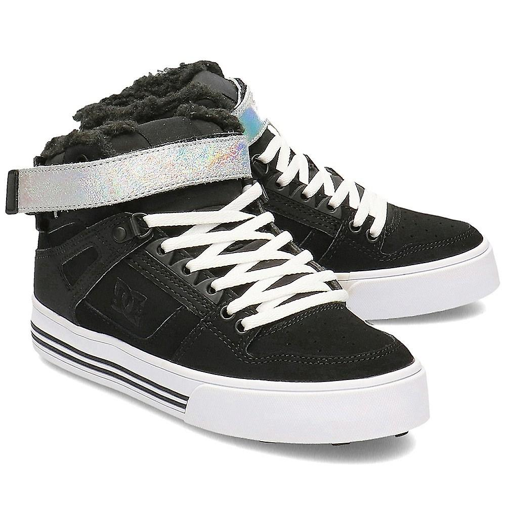 Dc Pure Hightop V Wnt Adjs100125bs2 Universal Winter Women Shoes