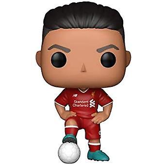 Funko POP Liverpool Fc Roberto Firmino Collectible Figure