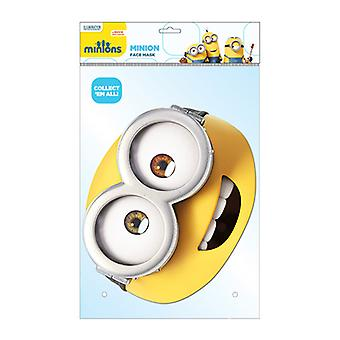 Minion Bob Official Minions Card Party Fancy Dress Mask