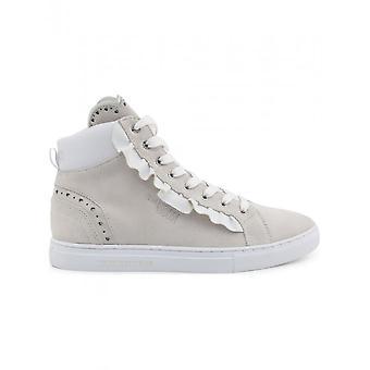 Trussardi - shoes - sneakers - 79A00242_W001_WHITE - women - white,lightyellow - 37