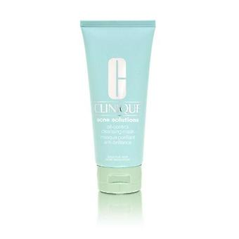 Clinique Anti-Makel-Lösungen Öl-Kontrolle Reinigungsmaske 100ml/3.4oz