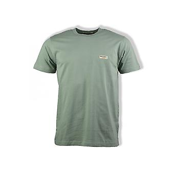 Nudie Jeans Co Daniel Short-Sleeved T-Shirt (Pale Green)