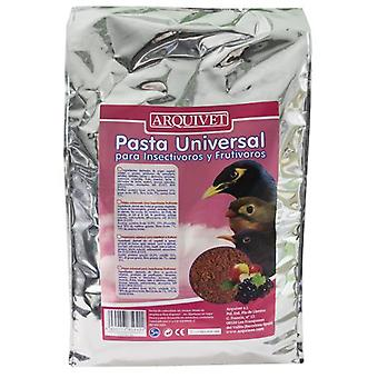 Arquivet Universal Pasta for Insectivorous and Fruitivorous 5Kg (Birds , Bird Food)
