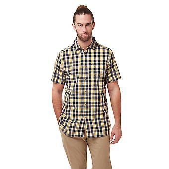 Craghoppers Mens Jose Short Sleeved Shirt