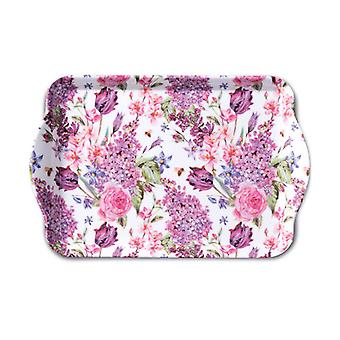 Ambiente Scatter Tray, Flower Composition 13 x 21cm