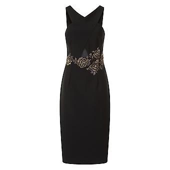 Little Mistress Womens/Ladies Rose Bodycon Dress