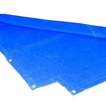 Tuf Wear 16ft Ring Canvas Blue
