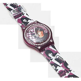 Disney Camp Rock hűvös Fashion Diamante fiúk szíj Watch 24538