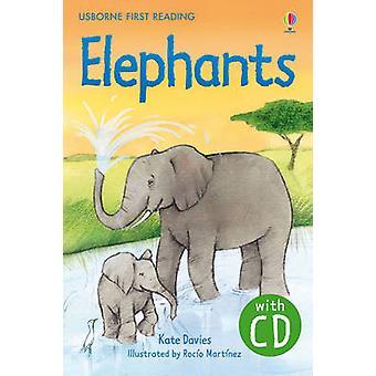 Elephants (New edition) by Kate Davies - Rocio Martinez - 97814095336