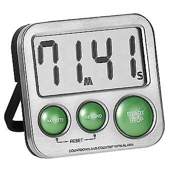 Atlanta 240/6 Short Time Piece Digital Metal with Magnet Kitchen Timer