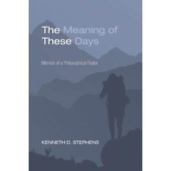 The Meaning of These Days by Stephens & Kenneth D.