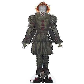 Pennywise from Stephen King's IT Official Lifesize Cardboard Cutout / Standee