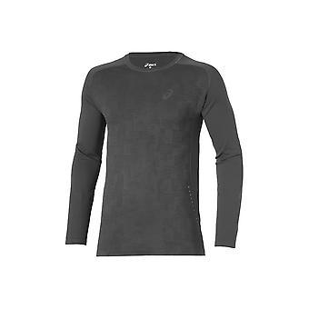 ASICS 1247530779 di Top senza soluzione di continuità in esecuzione di tutti gli uomini di anno t-shirt