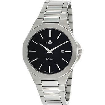 Edox - Wristwatch - Men - 71289 3M NIN - Dolphin