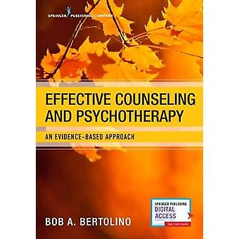 Effective Counseling and Psychotherapy - An Evidence-Based Approach by