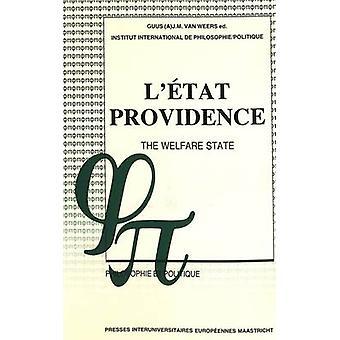 L'Etat Providence by Van Weers - 9789070776121 Book