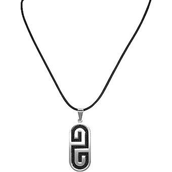Akzent 002500000109 - Women's necklace - stainless steel - 500 mm