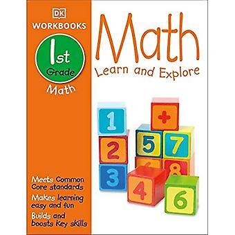 Math, 1st Grade (DK Workbooks)