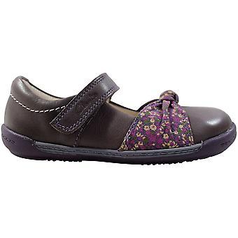 Clarks Softly Nia Heather/Purple 26106033 Toddler