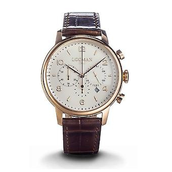 LOCMAN - Wristwatch - Men - 0254R05R-RRAVRG2PT - 1960 QUARTZ CHRONOGRAPH