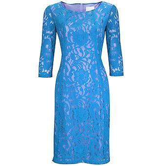 Inwear Blue Lace Ptrice Dress