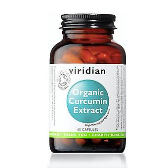 Viridian Bio Curcumin Extrakt Vegicaps 60 (938)