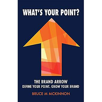 What's Your Point? - The Brand Arrow - Define Your Point. Grow Your Br