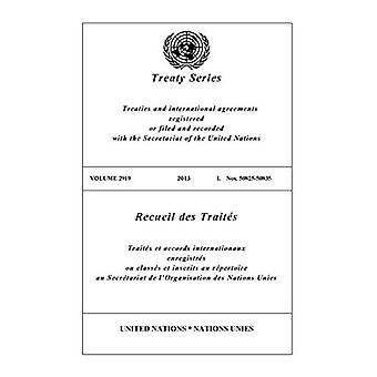 Treaty Series 2919 (English/French Edition) by United Nations Publica