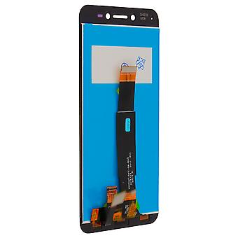 Ersatzdisplay für Asus Zenfone Live ZB501KL, Komplettset mit Touchscreen Weiß