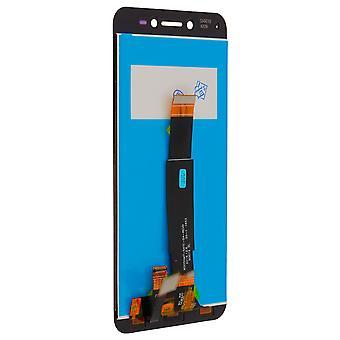 Asus Zenfone Live ZB501KL Helpekskärm Original Asus LCD-skärm - Vit