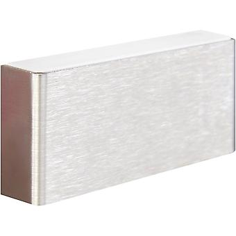 Pasos Pasos Color Cromo en Plexiglas, Acero, L1.1xP1,1xA5.2 cm