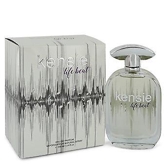 Kensie Life Beat Eau De Parfum Spray By Kensie 3.4 oz Eau De Parfum Spray