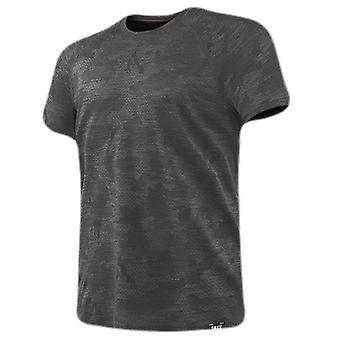Saxx Underwear Co Aerator SS Crew Neck T-Shirt - Black Camo