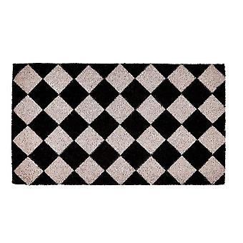 Groundsman Chequer Board Doormat