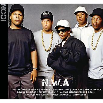 N.W.a. - Icon [CD] USA import