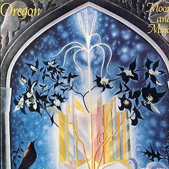 Oregon - importação EUA lua & mente [CD]