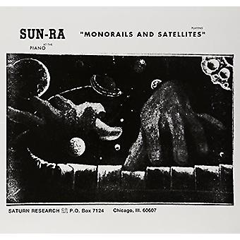 Sun Ra - Monorails & Satellites [CD] USA import